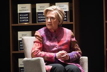 Hillary Clinton Being Blamed For Libya Slave Trade