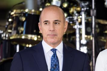 Matt Lauer Fired For Sexual Misconduct, Donald Trump Responds