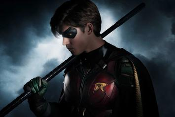 "DC Comic's ""Titans"" Shares First Look At Robin"