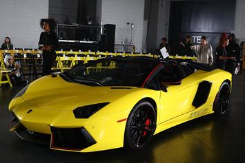 Lamborghini Unveils First SUV In Their Brand's History