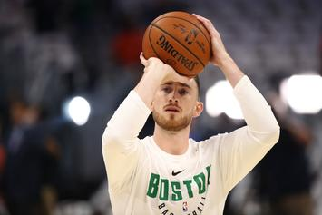 Boston Celtics Give Promising Update On Gordon Hayward