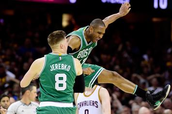 """Al Horford Says The Celtics Will Be """"Scary"""" When Gordon Hayward Is Back"""