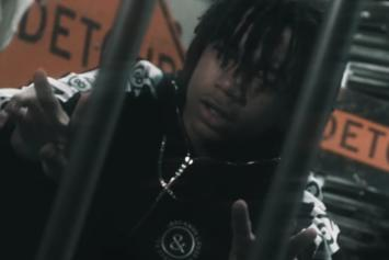 "YBN Nahmir Drops Off ""Bail Out"" Video"