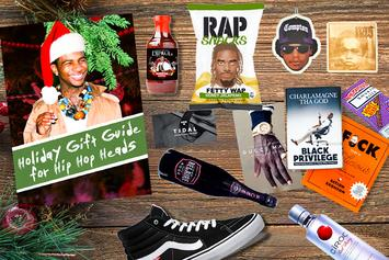The Ultimate Holiday Gift Guide For Hip Hop Heads