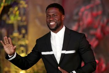 "Kevin Hart Wants Santa To Know He's A ""Good Guy"" After Sex Tape Scandal"