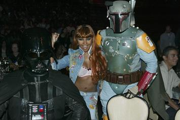 "A Short History Of Hip-Hop ""Star Wars"" References"