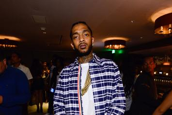 Nipsey Hussle Defends Diddy After Reporter Bashes Him For Wanting To Buy Panthers