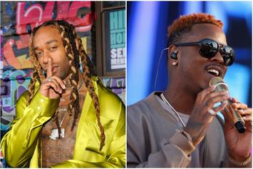 "Ty Dolla $ign & Jeremih Preview 21-Track Joint Album ""MihTy"""