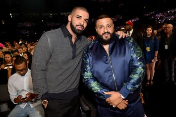 Drake & Diddy Got Caught Up In The Latest DJ Khaled Jet Ski Adventure