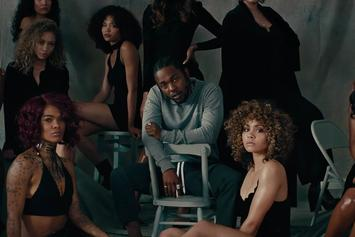 "Kendrick Lamar Drops Off New Video For ""LOVE"" Feat. Zacari"
