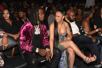 Cardi B & Offset Embroiled In Alleged Sextape & Cheating Scandals