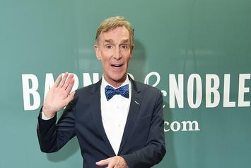 "Bill Nye Blasts B.o.B & Kyrie Irving For Thinking Earth Is Flat: ""What Is Wrong With You"""