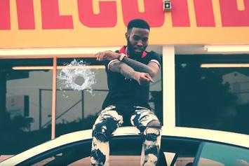 "Shy Glizzy Releases New Video For ""Loving Me"""