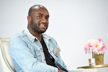 Virgil Abloh Calls Out Fake Off-White x Air Jordan 1 Sneakers