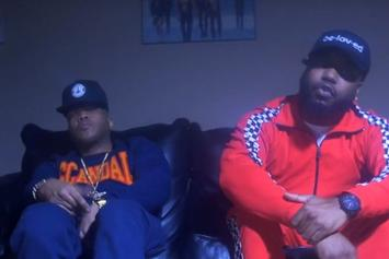 """Styles P & Nino Man Team Up For New Video """"Block Fear"""""""