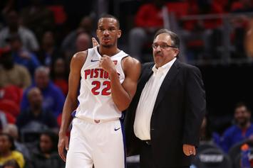 Pistons' Avery Bradley Paid Settlement To Silence Sexual Assault Accuser