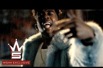 "Don Q & Desiigner Mob Out In The ""Trap Phone"" Video"