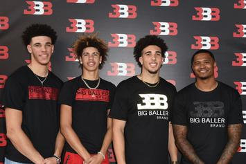 LaMelo & LiAngelo Ball Depart For Lithuania, Will Make Debut This Week