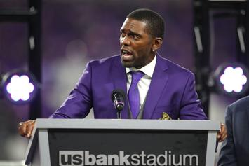 Randy Moss, Ray Lewis Among 2018 NFL Hall Of Fame Finalists