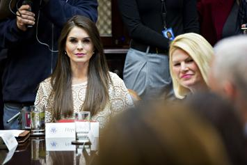 Married Donald Trump Staffer Had Affair With Hope Hicks, New Book Claims