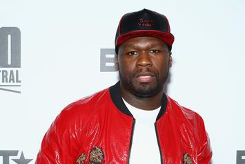 "50 Cent Hilariously Shows Difference Between ""Curtis Jackson"" & ""50 Cent"""