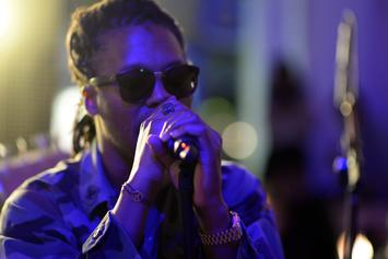 """Lupe Fiasco Thinks Kendrick & SZA's Artwork For """"All The Stars"""" Looks Too Much Like His"""