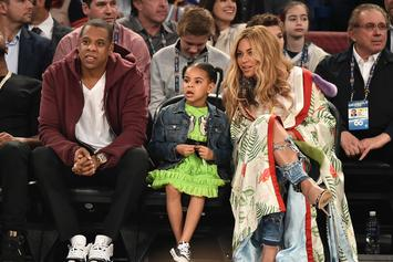 """Jay-Z Shares """"Blue's Freestyle"""" Video For Blue Ivy's 6th Birthday"""