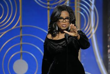 Oprah Delivers Inspiring Speech for Cecil B. DeMille Award at Golden Globes