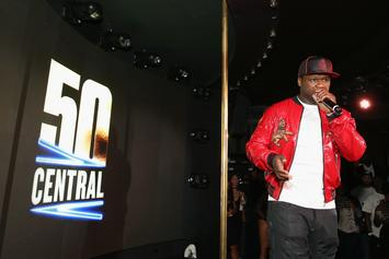 """50 Cent On Golden Globes: """"They S**t On Me Again"""""""