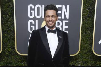 James Franco Accused Of Sexual Misconduct Amid Golden Globes Attendance