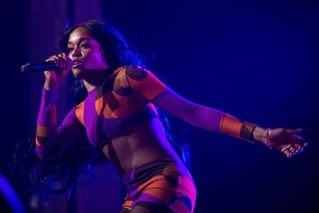 "Azealia Banks Says ""Fantasea II"" Project Is Dropping In March"