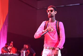 "PnB Rock Announces ""Catch These Vibes"" Tour With Lil Baby"