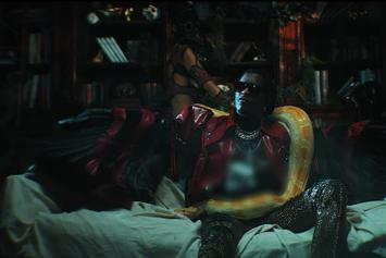 """Future & Young Thug Release Spooky, Snake-Filled """"Mink Flow"""" Video"""