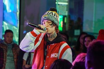 Lil Xan Eventually Plans On Changing His Name