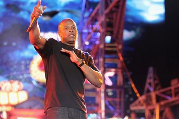 Dr. Dre And Public Enemy Inducted In Grammy Hall Of Fame