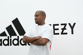 Kanye West Back In Studio One Day After Birth Of Baby Girl