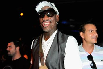 Dennis Rodman Has Reportedly Checked Into Rehab Following DUI Arrest
