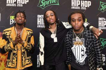 "Migos Call ""Culture 2"" The ""Biggest Album Of 2K18"" In Beats 1 Interview"