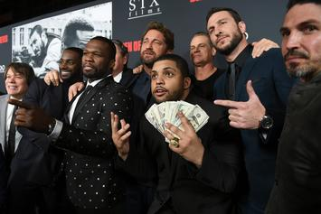 """Den Of Thieves"" Narrowly Beats ""12 Strong"" During Thursday's Box Office"