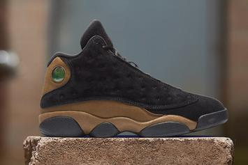 """Olive"" Air Jordan 13 To Release For First Time This Weekend"