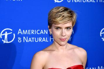 "Scarlett Johansson Airs Out James Franco For Wearing ""Time's Up"" Pin"