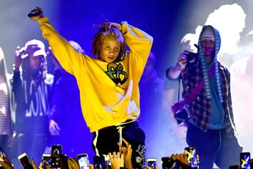Trippie Redd Is Wrapping Up Drake Collaboration With 40