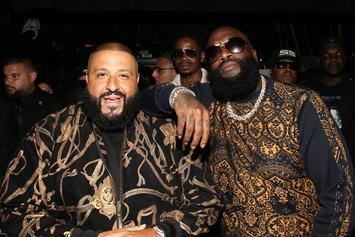 Rick Ross, DJ Khaled & Steve Aoki Get Their Own Belaire Bottle Design