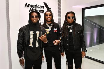 "Migos ""Culture II"" Set To Debut At #1 On Billboard 200"