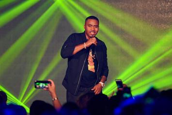 """Watch Nas' Performance Of """"Illmatic"""" With National Symphony Orchestra"""