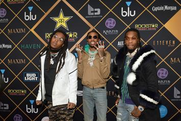 "Migos Perform ""Stir Fry"" While Cooking Stir Fry"