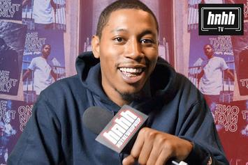 "Cousin Stizz Breaks Down ""Switch Places"" Bars On ""Between The Lines"""