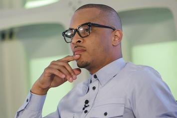 """T.I. Gave Away 300 Tickets For """"Black Panther"""" Premiere In Atlanta"""