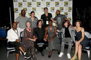 """""""Walking Dead"""" Season 8 Will See Its First """"Fully Nude"""" Zombie"""