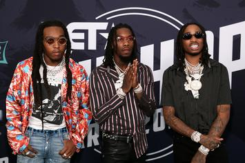 "Migos' ""Culture II"" Hits A Billion Streams Within 20 Days"